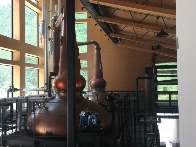 Potstills Shizuoka Distillery